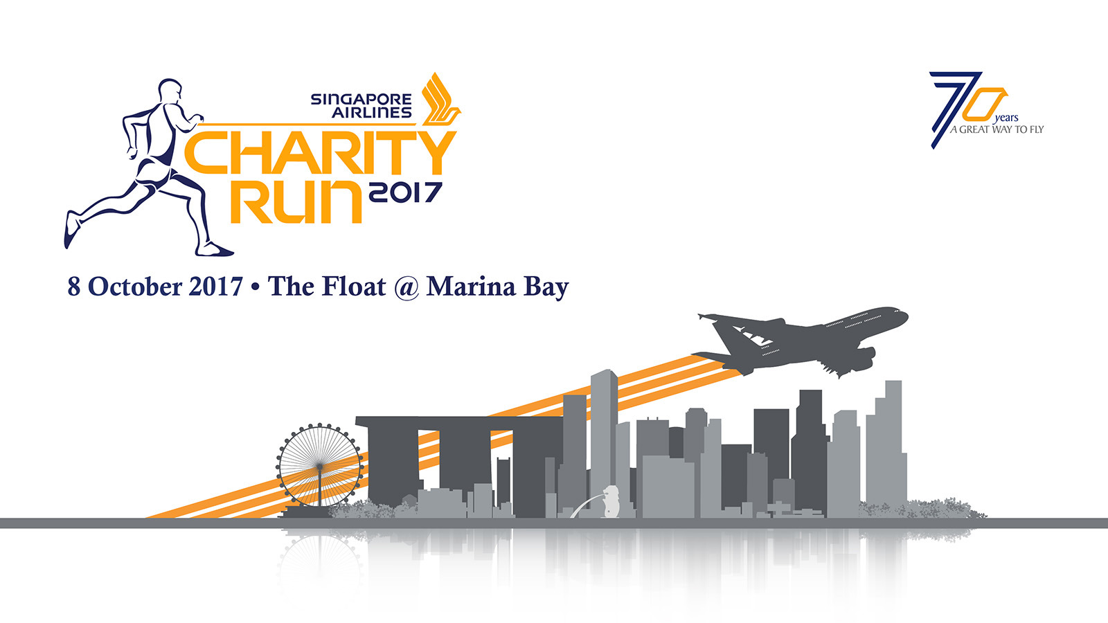SIA Charity Run 2017 - Spacebib